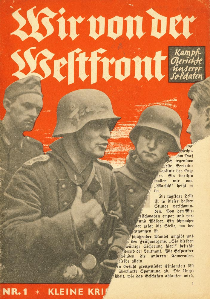 Magazine. Us from the west front.