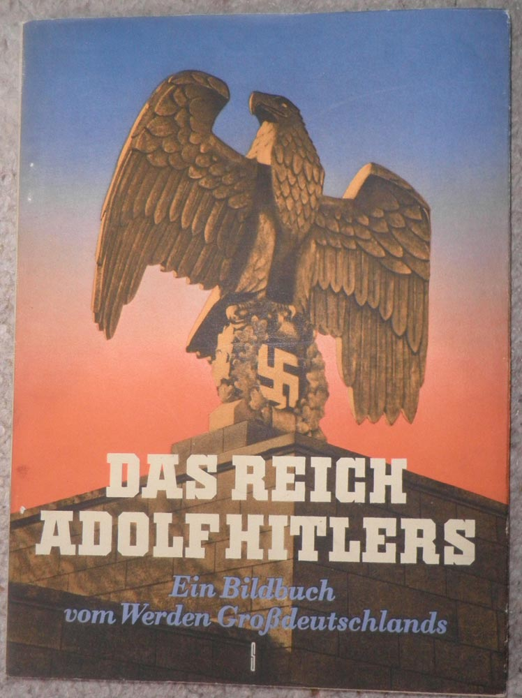 Das Reich Adolf Hitlers/The Reich of Adolf Hitler.