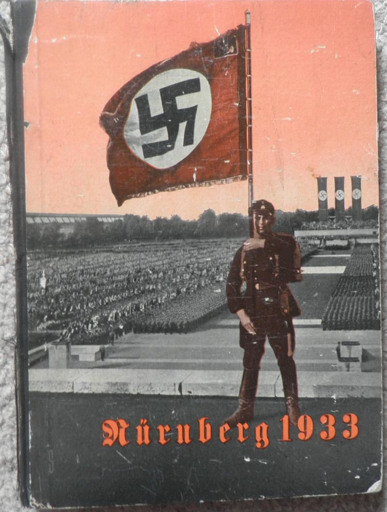 Nürnberg 1933 with 60 pictures.