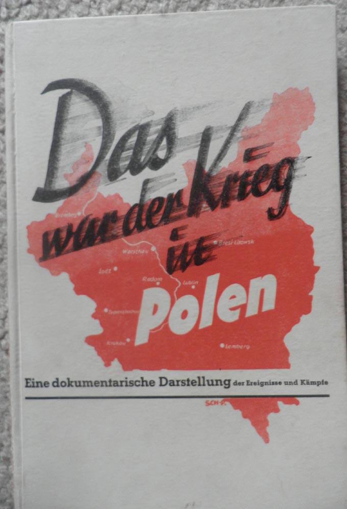 Das war der Krieg in Polen<br>That was the war in Poland