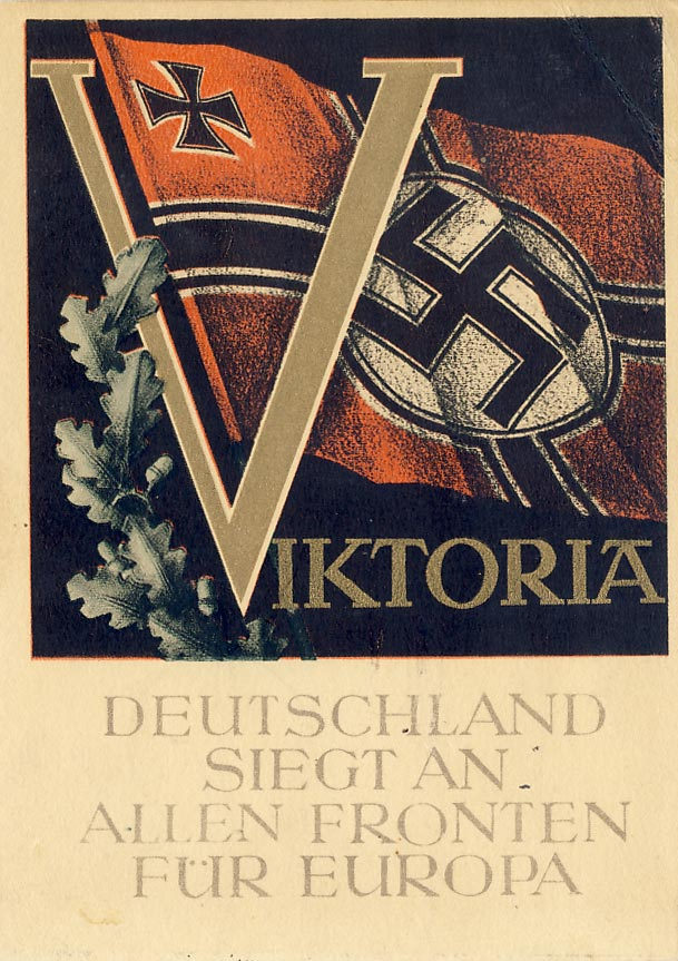 Victoria. Germany wins on all fronts for Europe