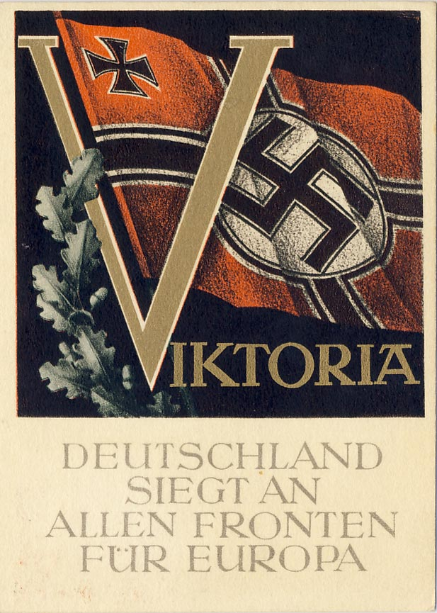 Victoria. Germany wins on all fronts for Europe.